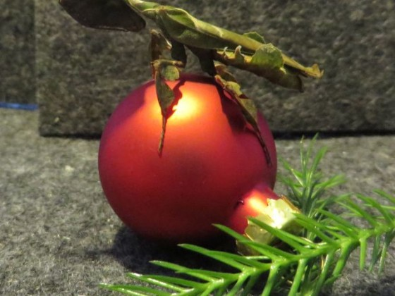 Advent...'minimalistisch""